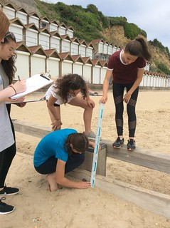 Year 9 Geography Trip to Swanage: 19 June