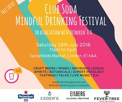 Mindful Drinking Festival Assets (Club Soda Guide) Tags: