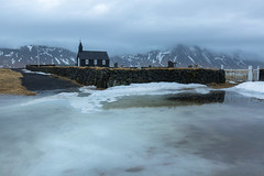 _B0A1916-Edit-flatted (Jenny T Z) Tags: blackchurch holychurch iceland