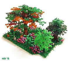 Tree_003 (Margaretha de Vos) Tags: afol lego autumn nature green legokitty photosynthesis photography landscape trees