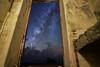 Milky Way Entrance (free3yourmind) Tags: milky way door entrance lapalma canary islands spain night sky stars