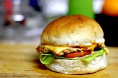 Chicken Mushroom Swiss Burger from The Burger Junction, Kochi (Babish VB) Tags: food foodphotography foodporn foodista foodie foodlover foodography foodcoma foodpics foodgram foodinsta burger chicken chickenburger