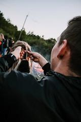 20180622-vegejaan-4925 (qauqe) Tags: summer solstice jaanid tallinn estonia eesti hay day drink eco liipa talu ad organic vegan streetshop one urban style hip hop dance woman girl photography event guitar singer artist singing solo bomber bmw car white colour tree
