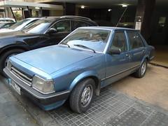 1984 Mazda 323 (Alpus) Tags: mazda 323 rare car lebanon beirut 2017 june saloon retro classic