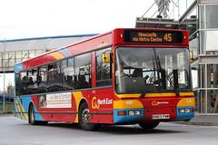 4988 R983 FNW (Cumberland Patriot) Tags: goahead gonorthern gonortheast go northern general daf sb220 counties prestige 4988 r983fnw low floor bus