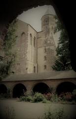 Köln: places of spirit. St. Maria im Kapitol (Christopher DunstanBurgh) Tags: köln cologne colonia kirche kathedrale romanik gotik stgereon stmariaimkapitol