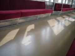 The frames (しまむー) Tags: panasonic lumix gx1 g 20mm f17 asph natural train tsugaru free pass 津軽フリーパス