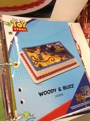 Toy Story birthday cake (splinky9000) Tags: kingston ontario wal mart