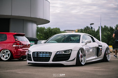 R8 (RSipp) Tags: raceism lowered stance fitment bagged static airride wroclaw poland reijo sipp