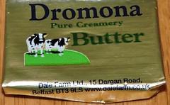 Ulster butter (Will S.) Tags: mypics northernireland ireland irish northernirish northernirelander ulster unitedkingdomofgreatbritainandnorthernireland uk food butter