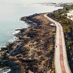 Path along the oceanfront / Weg entlang der Küste thumbnail