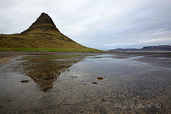 Kirkjufell Mountain, Snaefellsnes Peninsula,  Iceland (Photo Bug TA) Tags: kirkjufell mountain snaefellsnes peninsula iceland
