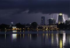 July 4th Lightning over Orlando (fwsalmon) Tags: lightning orlando july4th canon7dmarkii canon24105l