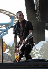 Hollywood Vampires 10 (M Corbin) Tags: hollywoodvampires johnnydepp guitar rock concert
