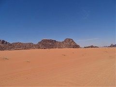 Wadi Rum (76) (pensivelaw1) Tags: jordan desert crags wadirum trains middleeast asia rockformations aqaba