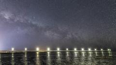 Urangan Pier at 3 am (-Giep-) Tags: uranganpier herveybay sunshinecoast queensland queenslandtourism gideonmalherbephotography giep