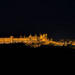 Carcassonne at Night thumbnail