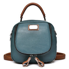3b5a818f50b9 Women Genuine Leather Handbags Multifunction Travel Backpack (1246145)   Banggood (SuperDeals.BG