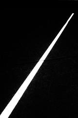minimal light (ChrisRSouthland) Tags: contrast schwarzweis bw lightontheground light provokeapp iphone6 monochrome blackandwhite minimal