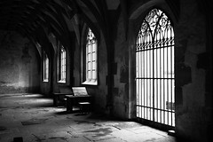 Shadows (Bastian.K) Tags: black white blackandwhite und schwarz weiss weis bw sw monochrome church school internat college voigtlander 35mm 17
