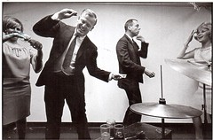 Postcrossing US-5439581 (booboo_babies) Tags: blackwhite 1960s 1966 party fun dancing men women madmenera madmen music newyork newyorkcity postcrossing