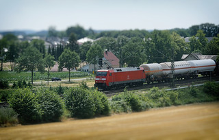 DB Güterzug @ Belm
