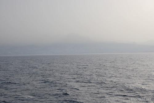 Паромом Фред Ольсен з Тенеріфе на Гомеру, Канарські острови  InterNetri  0988