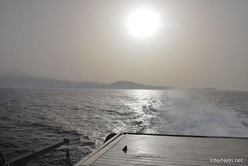 Паромом Фред Ольсен з Тенеріфе на Гомеру, Канарські острови  InterNetri  0985