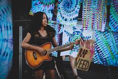 Legalize (creteBee) Tags: controversial will rap 4 weed lady marijuana legalization dallas deep ellum fight yvette gbalazeh performs street corner yvettegbalazeh