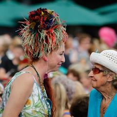 Conversations-14 (DepictingPhotos) Tags: conversations hats horseshow rds