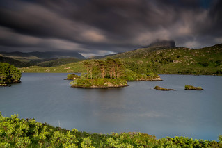 Loch Druim Suardalain.