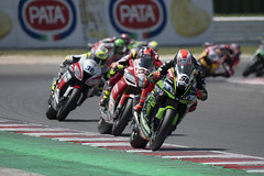 "SBK Misano 2018 • <a style=""font-size:0.8em;"" href=""http://www.flickr.com/photos/144994865@N06/42669374224/"" target=""_blank"">View on Flickr</a>"