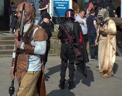 Scarborough Sci Fi Convention 2018 - 4 (Tony Worrall) Tags: update place location uk england north visit area attraction open stream tour country item greatbritain britain english british gb capture buy stock sell sale outside outdoors caught photo shoot shot picture captured cosplay yorkshire northyorkshire yorks scarborough starwars film fantasy scifi costume fun event show