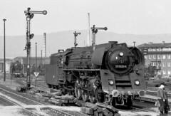 DR01-0525 (peter.velthoen) Tags: saalfeld ddr dr010525 deutschereichsbahn pacific dampf dampflok neg13066 petervelthoen locomotive steamlocomotive steam train