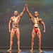 MENS BODYBUILDING LIGHTWEIGHT - 2 GARY COADY 1 BARRY COMBDEN