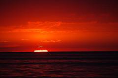 Heacham - sunset over The Wash (Whipper_snapper) Tags: heacham sunset coast thewash norfolk uk gb pentax pentaxk5