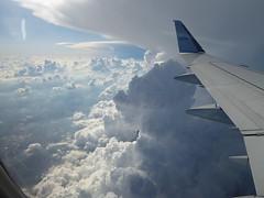 Flying through thunder clouds South of London (jimcnb) Tags: england 2018 mai luftbild flug flight xen