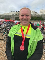 A massive Congrats to Adam Smith our Sales Manager here at Charters Citroen. He's completed the London to Brighton cycle run today in great time, just 4 hours and 28 minutes! Well Done Adam, we are all really proud of your fantastic effort and achievement (Charters Citroen) Tags: citroen aldershot hampshire fleet surrey