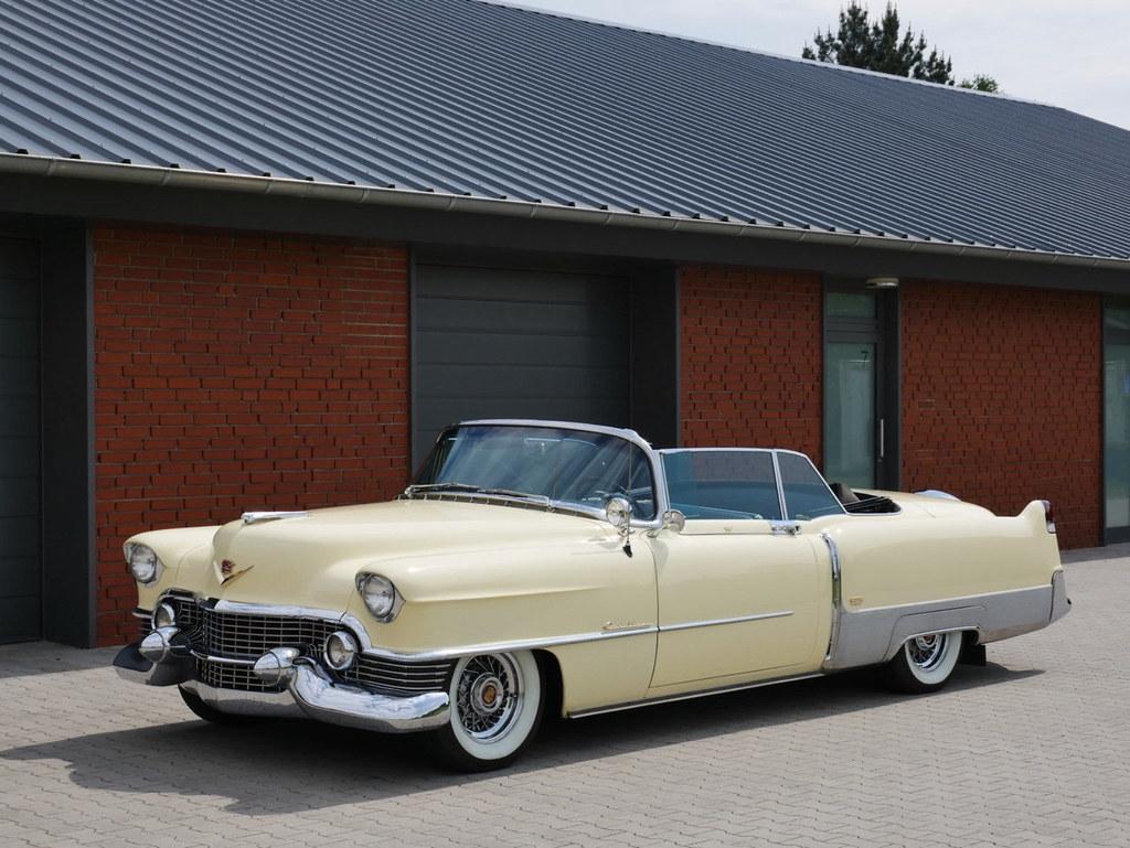 The Worlds Best Photos Of 1954 And Eldorado Flickr Hive Mind Cadillac El Dorado Convertible Hipo Fifties Maniac Tags