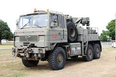 LJ Transportation Foden Recovery Truck C927CTR Ipswich Truckfest 2018 (davidseall) Tags: lj transportation fodem military recovery truck vehicle truckfest show june 2018 ipswich c927ctr c927 ctr east