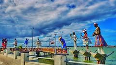 Esculturas folclóricas no Largo da Gente  #aracaju #fotografia #photography #fotografiando #photooftheday #photo #foto #picoftheday #photographer #s8plus #aracajucomoeuvejo #fotografia #instagood #instagram #fotografias  #love #fotos #likegood #likeforlik (MichelleAngela2016) Tags: photooftheday love like4likes likeforlikes esculturasfolcloricasdesergipe fotografias instagram sergipe fotografiando life aracajucomoeuvejo likegood photographer instagood insta nature photo follow fotografia largodagentesergipana picoftheday aracaju foto followme s8plus likeforfollow photography fotos