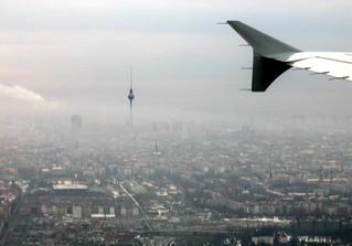 Une arrivée à Berlin qui avait du piquant