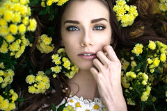 You. (FlorianPascual) Tags: ifttt 500px florian pascual flower blossom eyes face montpellier florianpascual