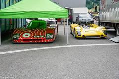Sauber C6 & Sbarro Spyder (aguswiss1) Tags: racecar dreamcar carlover carheaven auto carspotting sauberc6 hillclimb car carswithoutlimits sbarro classiccar carporn caroftheday racing kerenzerbergrennen sauber