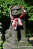 Komainu(狛犬) (daigo harada(原田 大吾)) Tags: kamakura view landscape komainu sculpture stone