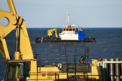 AHEP Nigg Bay - Aberdeen Harbour Scotland - 21/6/2018 (DanoAberdeen) Tags: 2018 aberdeenharbour danoaberdeen amateur candid aberdeen niggbay dragados construction ahep martinep grampian scotland tug seafarers workboats maritime harbour ships vessels boats blue offshore psv oilships oilrigs clouds northsea northeastsupplyships northseasupplyships scottishwater geotagged torry metal sealife lifeatsea autumn summer winter spring seaport aberdeenscotland sky water abdn abz nikond750 fittie footdee tugboat sailors pocraquay quay docks port cargoships anchorhandling cloud porn navigation shipping vessel boat ship sea oil industry supplyships northeastscotland shipspotting