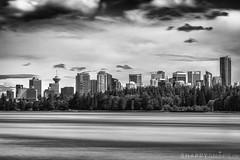 Vancouver Skyline (Snappy_Snaps) Tags: bc burrardinlet vancouver towers tower skyline skyscrapers city park citypark stanleypark building glassbuildings downtown landscape urban urbanlandscape