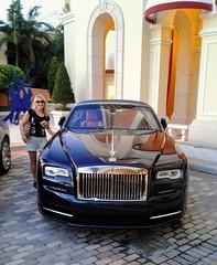 Rolls Royce (K.B.L. Luccia) Tags: rollsroyce acqualinaresortspa sunnyislesbeach vacaciones