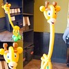 "This week's ""too cute Tuesday"" sculpture is also teriffically tall! #giraffe  Atomic Balloon Company can make absolutely anything out of balloons, and that is no TALL tale!! Call, text, or email now! (480)385-9648 www.atomicballoons.com  #toocutetuesday # (Atomicballooncompany) Tags: partyentertainer balloonanimals clarkcountynv balloons balloonsculpture tuesdayvibes lasvegas cute enterprisenv partyentertainment lasvegaslocals amazing northlasvegas balloonartist toocutetuesday summerlinlv hendersonnv art vegas nevada lasvegasstrip creative balloonart partyballoons giraffe centennialhillsnv instalove champion party fun"