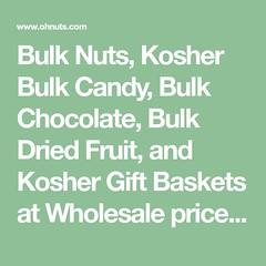 Basket Gifts : Bulk Nuts, Kosher Bulk Candy, Bulk Chocolate, Bulk Dried Fruit, and Kosher Gift … (giftsmaps.com) Tags: gifts